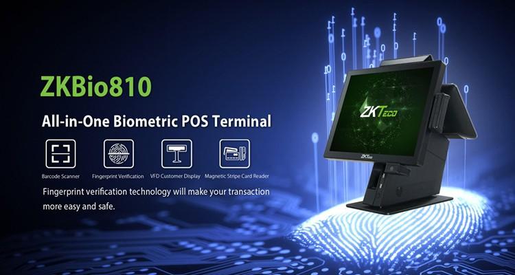 Biometrik Parmak İzi Tanıma Sistemi