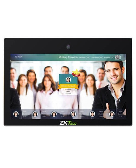 FaceKiosk-H21 Çok Amaçlı Akıllı Yüz Tanıma Cihazı (Dokunmatik Ekranlı)