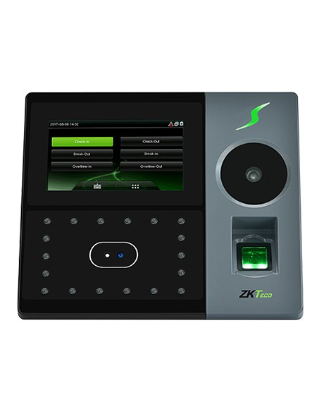 PFace202 Zaman ve Katılım Kontrol Sistemi (PDKS)