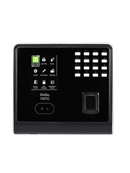 SilkBio-100TC Parmak İzi ve Yüz Tanıma Teknolojili Zaman Kontrol (PDKS) ve Erişim Kontrol Cihazı