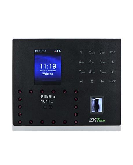 SilkBio-101TC Parmak İzi ve Yüz Tanıma Teknolojili Zaman Kontrol (PDKS) ve Erişim Kontrol Cihazı
