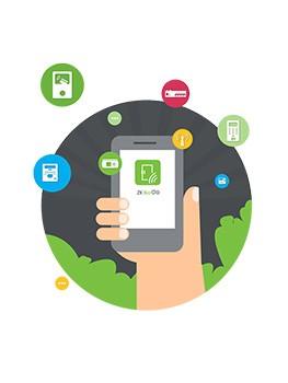 ZKBioGo APP Kapı Kontrol Sistemi İçin Mobil Uygulama