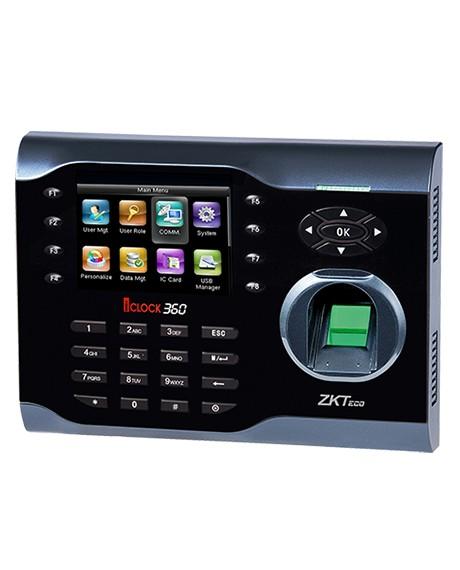 iClock360 Parmak İzi Zaman Kontrol (PDKS) Cihazı