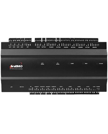 inBio 160/260/460 IP Tabanlı Biyometrik Kapı Geçiş Kontrol Paneli