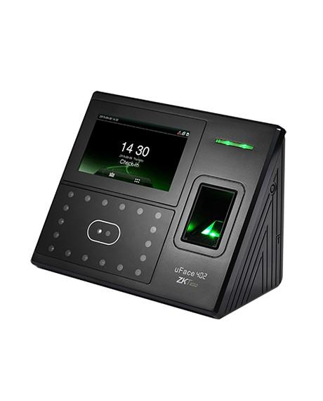 uFace 402 Parmak İzi ve Yüz Tanıma Teknolojili Zaman Katılım ve Erişim Kontrol Terminali