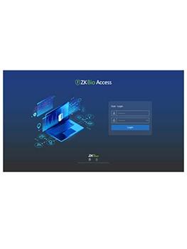 ZKBio Access Web Tabanlı Güvenlik Sistemi