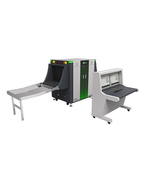 ZKX6550V X-Ray Bagaj Kontrol Cihazı