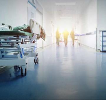 Wuhan Lei Shen Shan Hastanesi Erişim Kontrol Yönetimi Projesi
