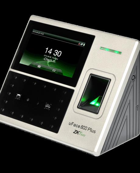 uFace800 Plus Yüz Tanıma ve Parmak İzi Okumalı PDKS Cihazı