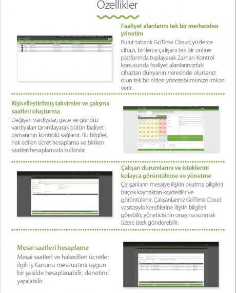 GoTimeCloud PDKS - Personel Takip Sistemi